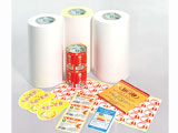 Printed Labels Stickers Roll