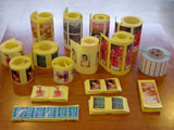 Stickers Printing Roll And Flat